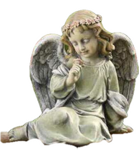 Load image into Gallery viewer, Sitting Girl Angel