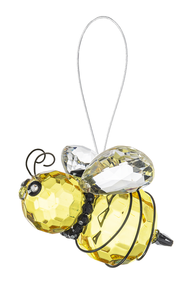 Crystal Hanging Bee