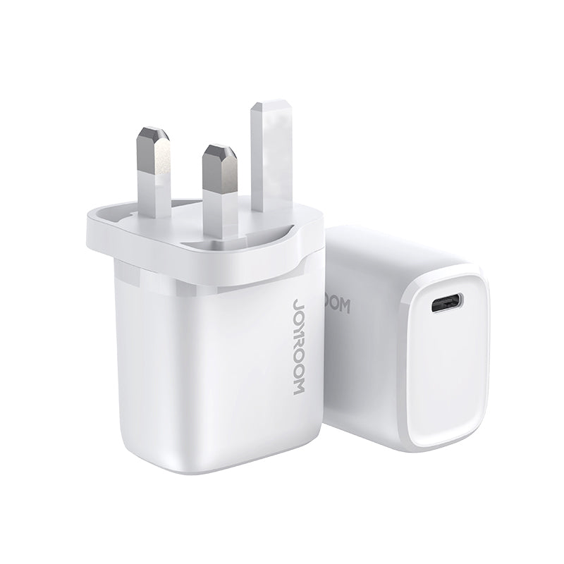 20W PD Intelligent Fast Charger for iPhone 12 Series (UK/EU)