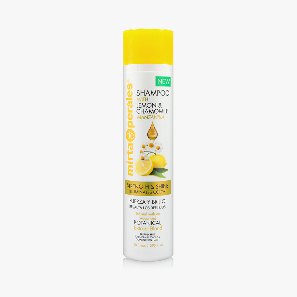 Lemon Chamomile Hair Shampoo