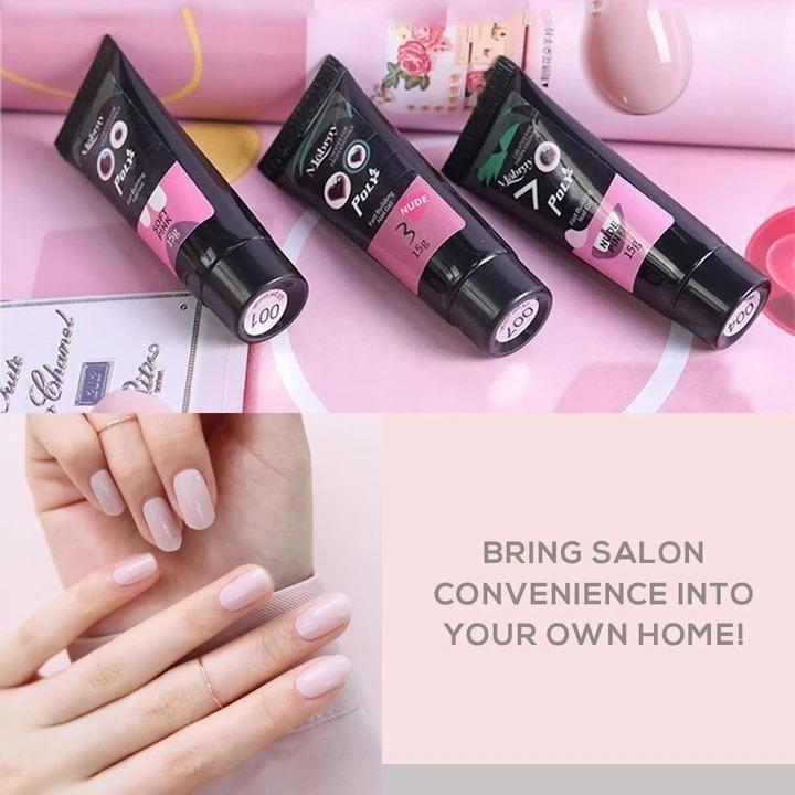 kssico™ Private salon😍PolyGel Nail Kit - 45%