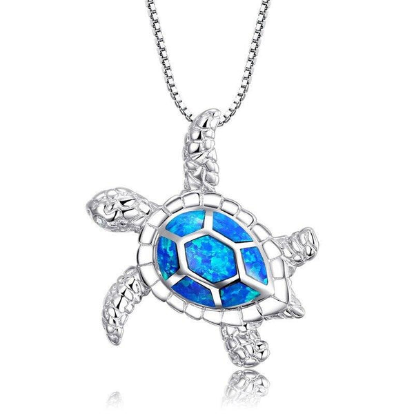 Save a Turtle Necklace