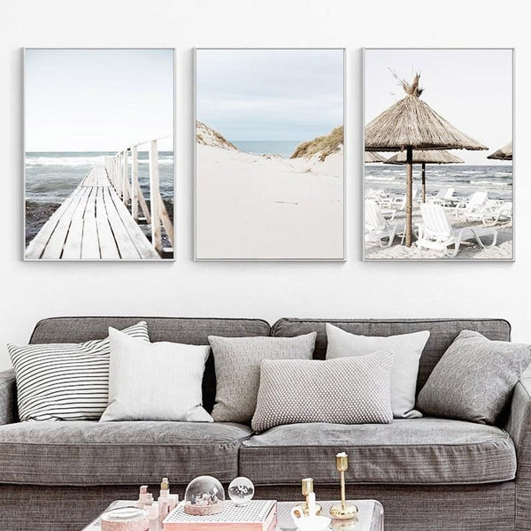 Weekend Getaway Canvas Print-Canvas-Eden + Ash