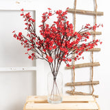 Silk Plum Blossom-Artificial Flowers-Eden + Ash