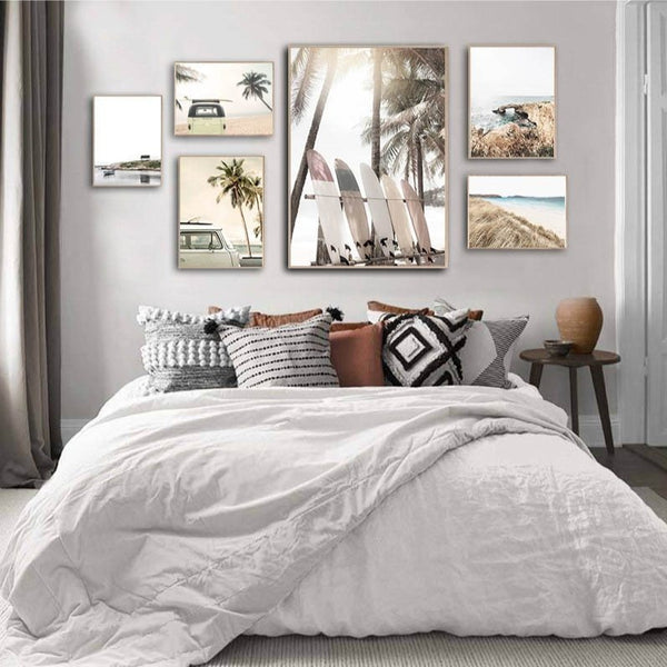 Tropical Adventure Canvas Prints-Canvas-Eden + Ash