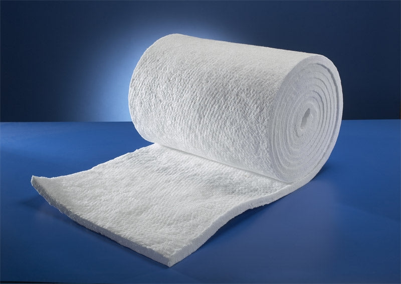 FiberFrax Ceramic Fiber DuraBlanket  S - 6 lb. Density