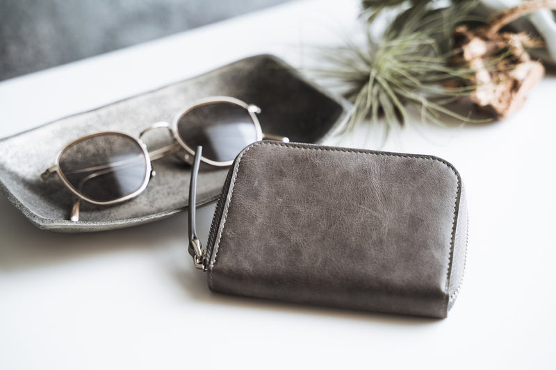 Key Zip Wallet / Space Gray