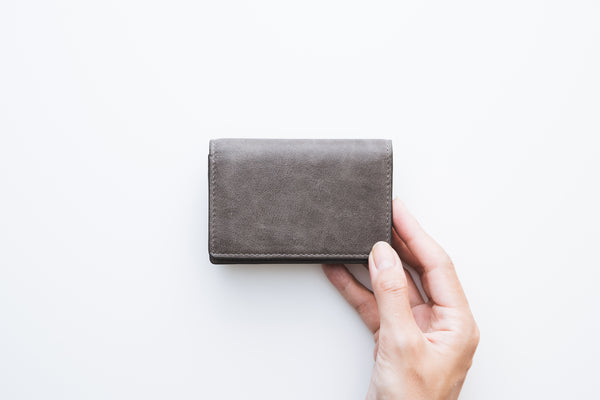 【予約商品】Standard Business Card Case / Space Gray【12月入荷】