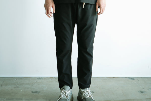 Minimalist Easy Pants / Black