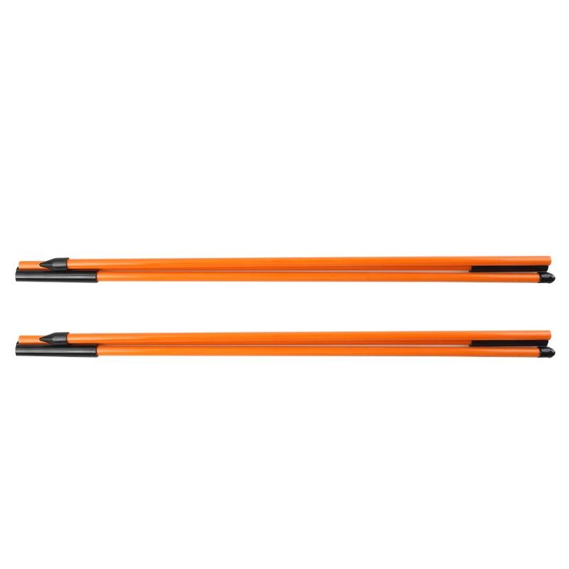 2x Foldable Alignment Sticks