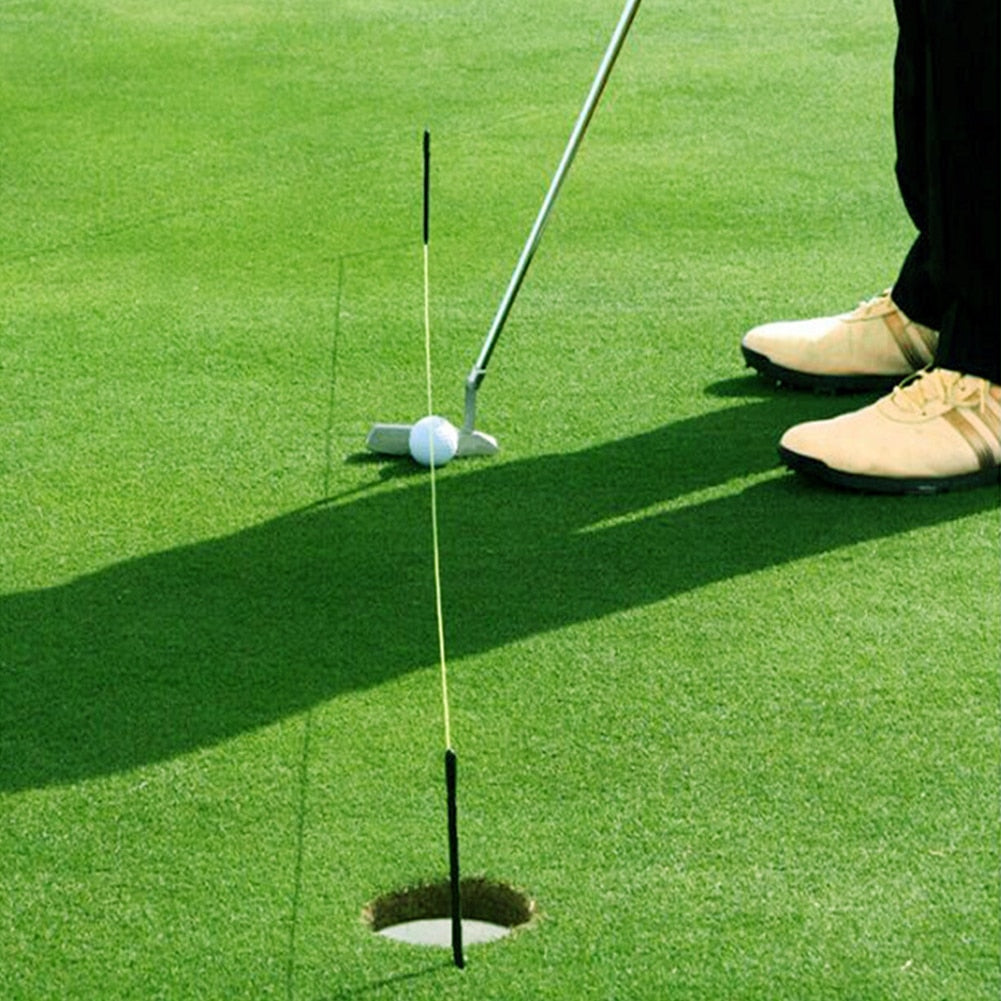 Golf Putting String with Fibreglass Pegs