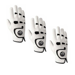 3 Pack of Weathersoft Golf Gloves - R/L Handed