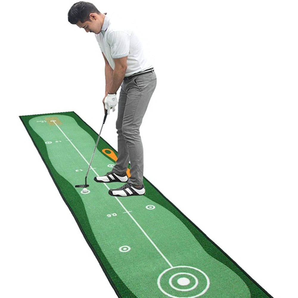 Indoor Golf Putting Mat 3 Metres x 50cm