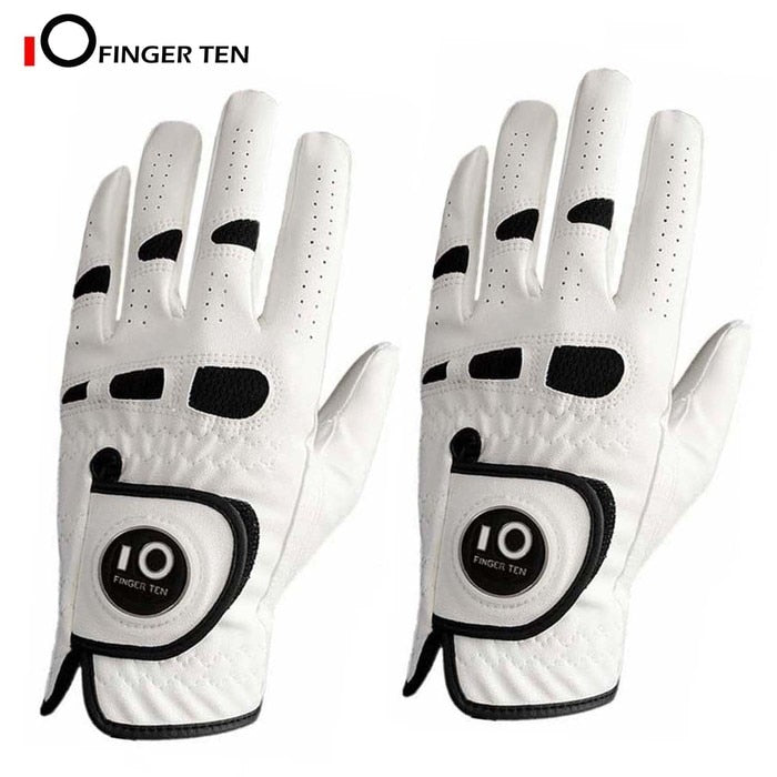 2 Pack of Weathersoft Golf Gloves - R/L Handed