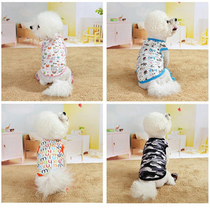 Soft Comfortable Cheap Teacup Dog Clothes