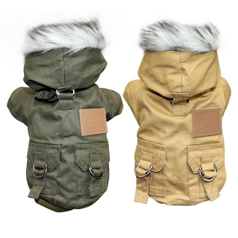 Warm Down Jacket Coat Hoodies