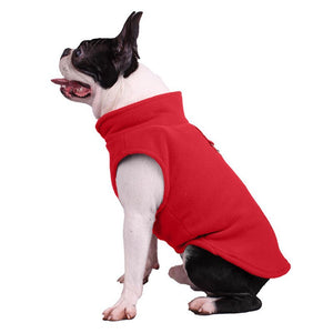 Winter Warm Dog Vest Jacket