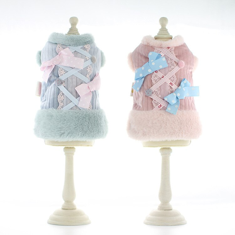 Cute Princess Style Dog Jackets