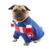 Load image into Gallery viewer, Captain America Dog Costume