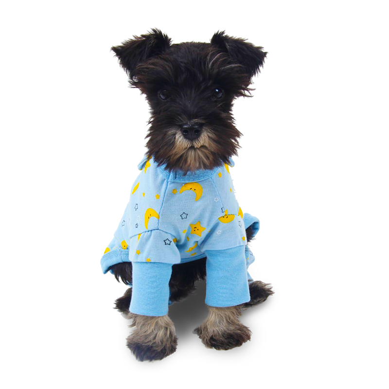 Blue Dog Onesie Pyjamas