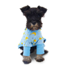 Load image into Gallery viewer, Blue Dog Onesie Pyjamas