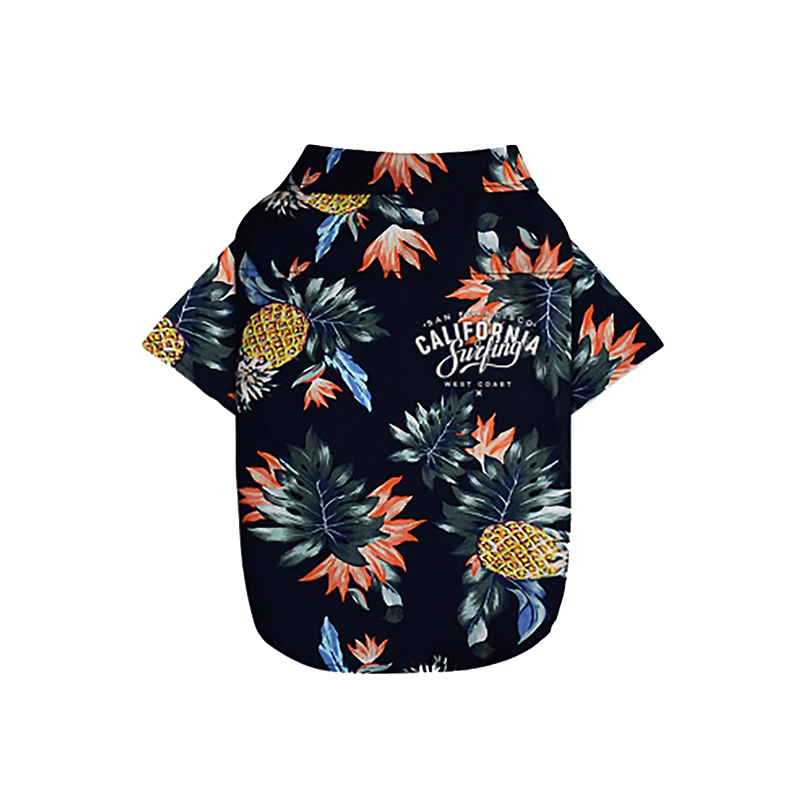Surfs Pup Hawaiian Dog Shirt