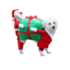 Load image into Gallery viewer, Santa Dog Costume
