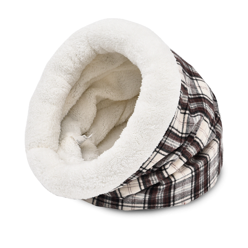Timid Tunnel Pet Bed