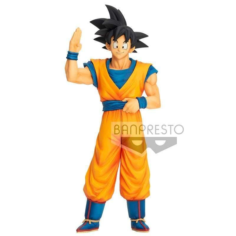 Infogeek ANIME / MANGA|BANPRESTO Dragon Ball Z Figure Ekiden Outward Son Goku figure 21cm