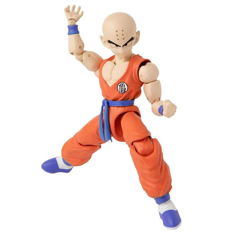 Dragon Ball Super Krillin deluxe figure - InfoGeek