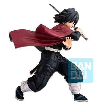 Demon Slayer Kimetsu no Yaiba The Second Giyu Tomioka figure 15cm - InfoGeek