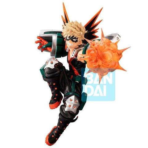 My Hero Academia Next Generations feat. Smash Rising Katsuki Bakugo figure 15cm - InfoGeek