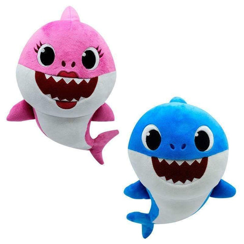 Infogeek BRANDS|BABY SHARK Baby Shark assorted musical plush toy 32cm