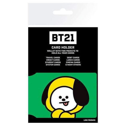 Infogeek BRANDS|BT21 BT21 Chimmy card holder