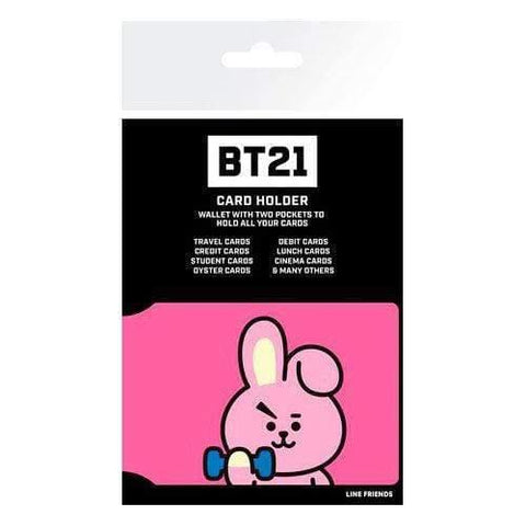 Infogeek BRANDS|BT21 BT21 Cooky card holder