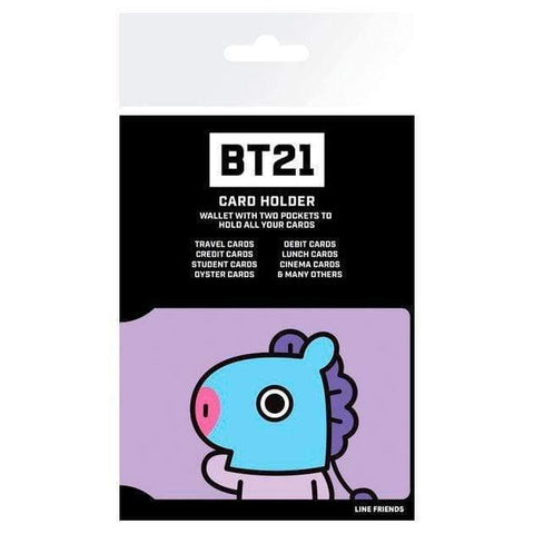 Infogeek BRANDS|BT21 BT21 Mang card holder