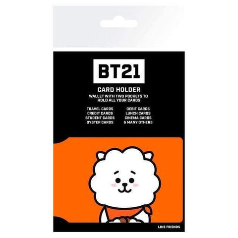 Infogeek BRANDS|BT21 BT21 RJ card holder