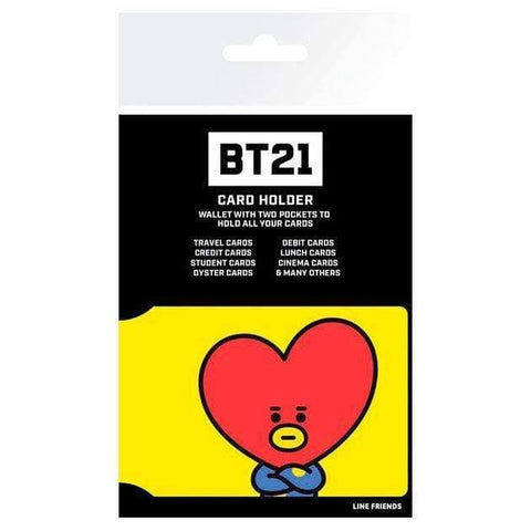 Infogeek BRANDS|BT21 BT21 Tata card holder