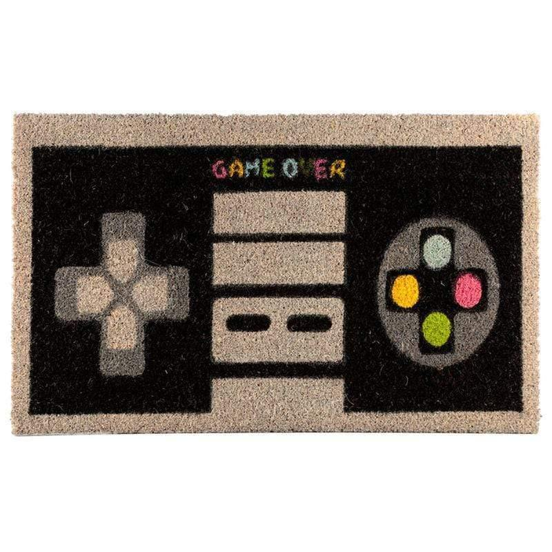 Infogeek BRANDS|GAME OVER Game Over door mat