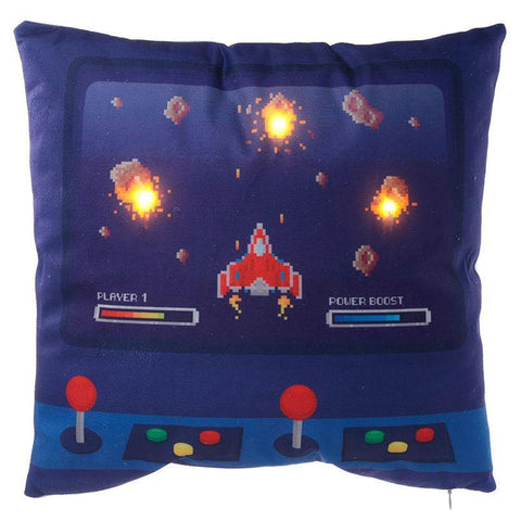 Infogeek BRANDS|GAME OVER Game Over LED cushion