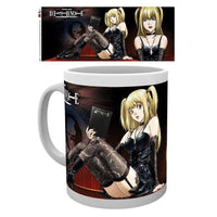 Death Note Miss Amane mug - InfoGeek