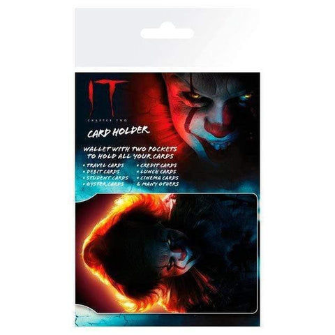 It Chapter 2 Pennywise card holder - InfoGeek
