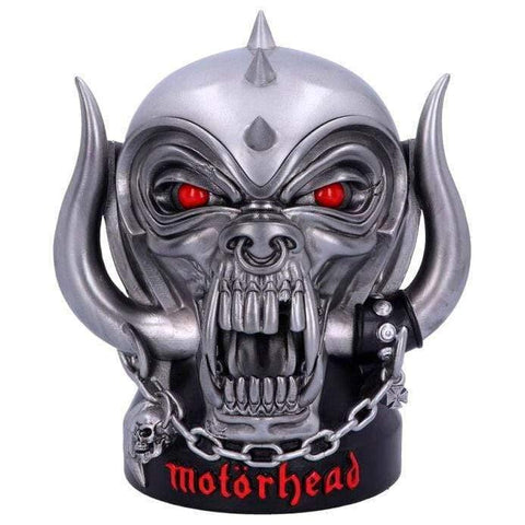 Infogeek BRANDS|NEMESIS NOW Motorhead Warpig ornament figure 16cm