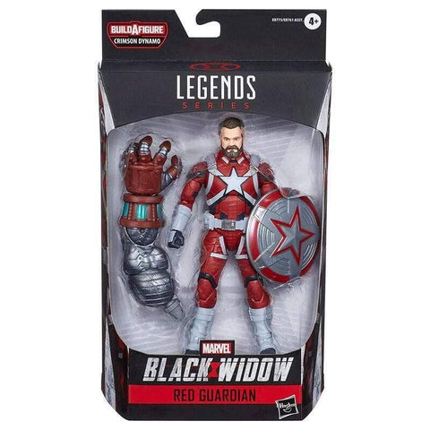 Infogeek COMIC / SUPERHERO|BLACK WIDOW Marvel Black Widow Crimson Legends figure 15cm