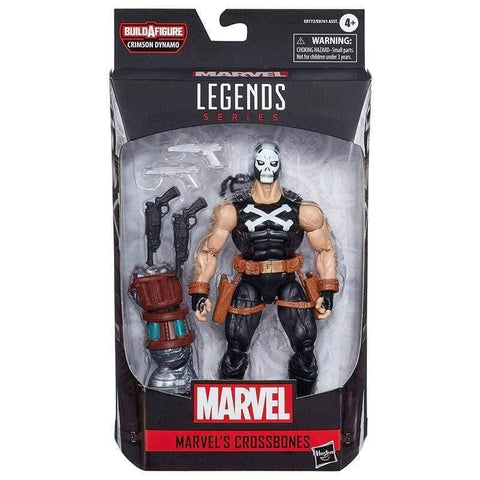 Infogeek COMIC / SUPERHERO|BLACK WIDOW Marvel Black Widow Marvek Crossbones Legends figure 15cm