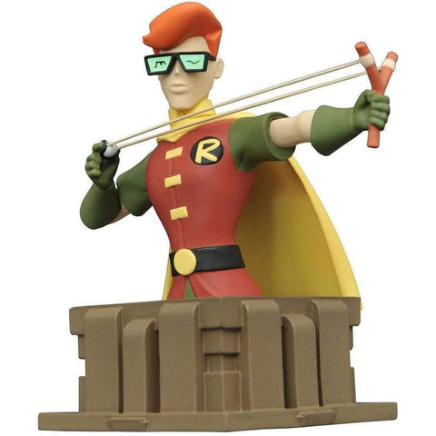 DC Comics Batman Dark Knight Robin resin bust - InfoGeek