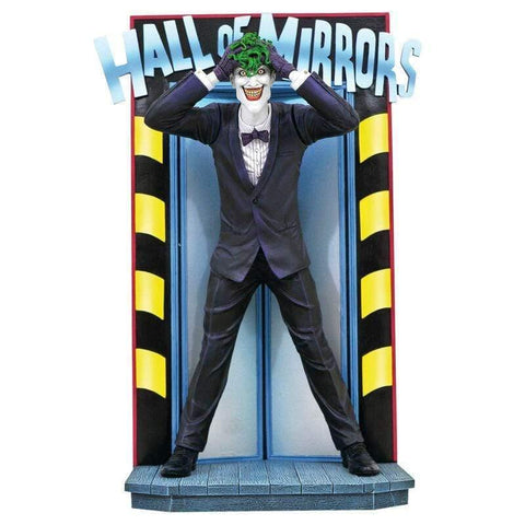 DC Comics The Killing Joke Joker diorama statue 25cm - InfoGeek
