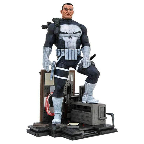 Marvel Comic Gallery Punisher Diorama figure 23cm - InfoGeek