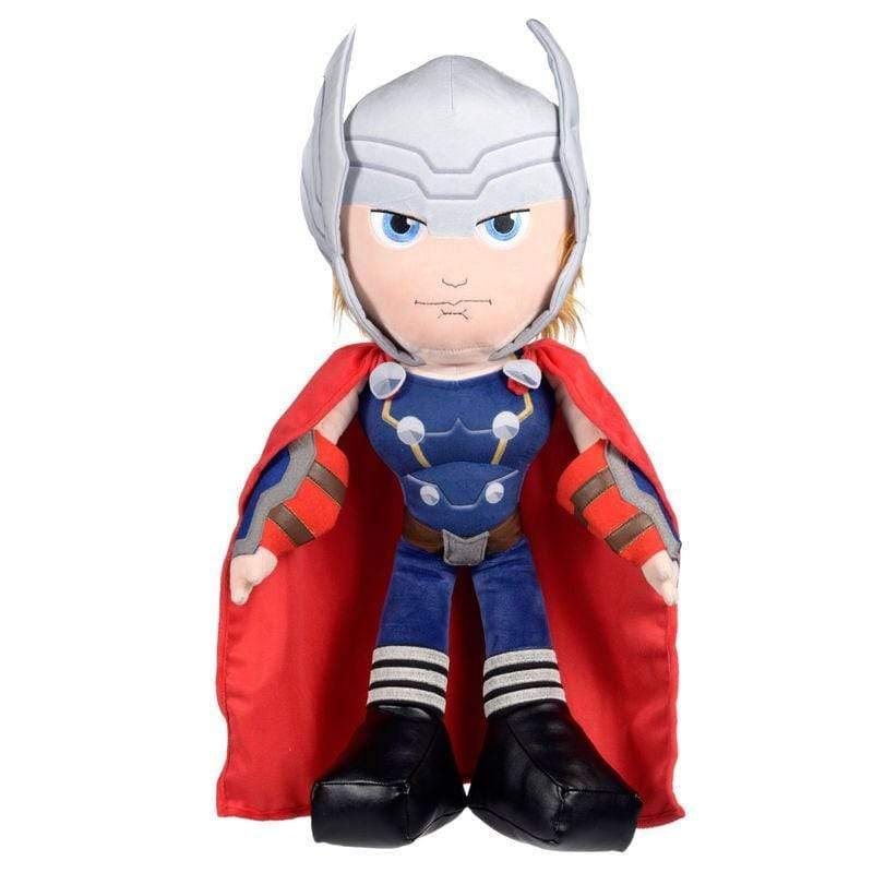 Marvel Avengers Thor Action plush toy 56cm - InfoGeek