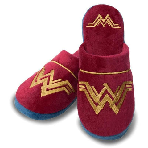 Infogeek COMIC / SUPERHERO|WONDER WOMAN DC Comics Wonder Woman ladies slippers